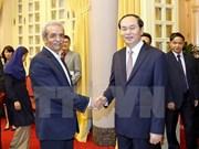 Vietnam et Iran s'engagent à porter les échanges commerciaux à deux milliards de dollars