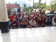 Près de 580 Vietnamiens arrêtés pour pêche illégale dans les eaux indonésiennes