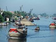 La BM approuve un crédit pour améliorer le transport fluvial au Vietnam