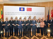 L'ASEAN et la Chine se réuniront sur la mise en œuvre du DOC