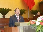 Le gouvernement appelle à oeuvrer pour atteindre les objectifs socio-économiques