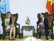 Finance inclusive: le Vietnam veut acquérir des expériences néerlandaises