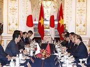 Le Vietnam et le Japon vont renforcer leur partenariat stratégique approfondi