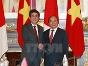 L'intégralité de la Déclaration commune entre le Vietnam et le Japon