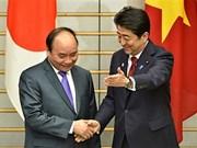 Ce qu'il faut retenir de la visite au Japon du PM Nguyên Xuân Phuc
