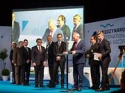 Le 5e congrès maritime international s'inquiète des tensions en Mer Orientale