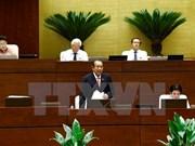 Les séances d'interpellation parlementaires se terminent sur une bonne note