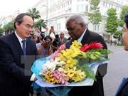 """Cultiver l'amitié traditionnelle Vietnam-Cuba, """"un bien précieux"""""""
