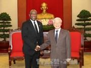 Le Vietnam et Haïti souhaitent approfondir leur relations multiformes