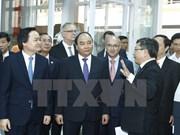 Le Premier ministre se rend à l'Université Vietnam-Allemagne