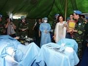 Le Vietnam se prépare aux opérations de maintien de la paix de l'ONU
