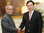 Plaidoyer pour des liens accrus Vietnam-Inde, ASEAN-Inde