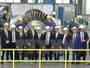 Le PM vietnamien appelle plus d'investissements auprès des principales entreprises allemandes