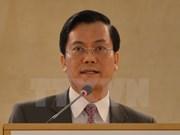 Vietnam-Canada: première consultation politique de niveau de vice-ministre des AE