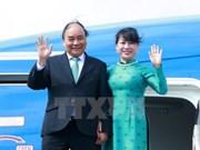 Le PM vietnamien termine avec succès sa visite aux Pays-Bas
