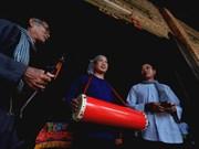 La préservation du chant folklorique de Phu Lê sur une bonne note