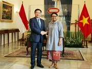 Le vice-PM Vuong Dinh Huê entame sa visite en Indonésie