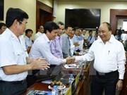 Ba Ria-Vung Tau exhortée à atteindre une croissance plus élevée en 2017