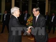 Hun Sen pour l'intensification de l'amitié et de la coopération Vietnam - Cambodge