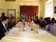 Le Vietnam achève sa présidence du Comité de l'ASEAN à Rome