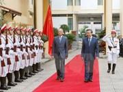 Vietnam-Russie : renforcement des relations de coopération dans la sécurité