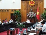 Le chef du gouvernement demande d'accélérer la réforme économique