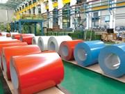 Dispense de droits pour des importations de tôles colorées