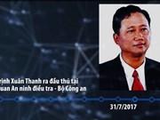 Enquête sur un dossier relatif à la nomination de Trinh Xuân Thanh