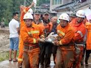 Séisme au Sichuan : le Vietnam exprime sa solidarité à la Chine