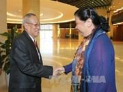 Vietnam et Cambodge vont renforcer leur coopération parlementaire