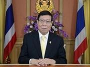 Le président de l'Assemblée Nationale législative de Thaïlande se rendra au Vietnam