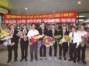 Olympiades internationales 2017 : les Vietnamiens continuent de grandir