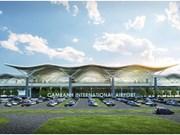 L'aéroport de Cam Ranh se dotera d'un nouveau terminal en 2018