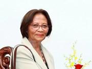 Le vice-PM Pham Binh Minh reçoit l'ambassadrice du Timor Oriental