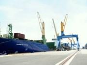 Le port de Chu Lai a été agrandi