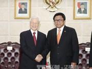 Le Vietnam et l'Indonésie boostent leur coopération multiforme