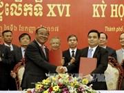 La recherche des restes de soldats tombés au Cambodge s'accélère