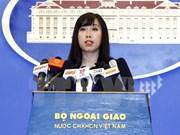 Le Vietnam surveille attentivement le règlement de la mort d'un citoyen vietnamien à Taiwan