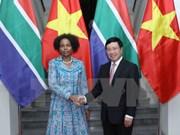 Vietnam et Afrique du Sud cherchent à promouvoir des relations profondes