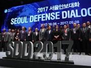Le Vietnam au Dialogue de défense de Séoul 2017