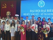Le 5e congrès de l'Association d'amitié Vietnam-Etats-Unis