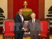 L'ambassadeur cubain  s'engage à renforcer ses liens avec le Vietnam