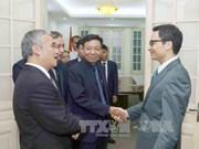 Le Vietnam fait grand cas de l'amitié traditionnelle avec le Cambodge