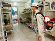 La dengue en baisse dans la plupart des localités du pays
