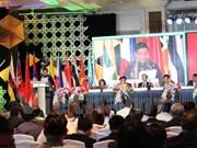 Le Vietnam appelle à renforcer plus le rôle de l'AIPA