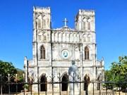 À la découverte de l'église de Mang Lang, dans le Centre
