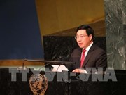 72è session de l'AG : le Vietnam souligne ses réalisations d'intégration
