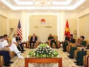 Vietnam et Etats-Unis coopèrent dans le règlement des conséquences de la guerre