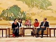 Vietnam et Chine renforcent la coopération entre les deux Fronts