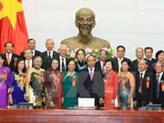 Le chef du gouvernement salue le rôle des personnes âgées